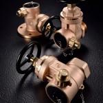 dry riser bs5041 gate valves